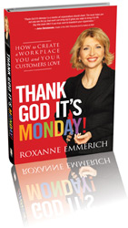 Thank God It's Monday™ by Roxanne Emmerich