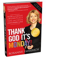 Thank God It's Monday! hardcover book