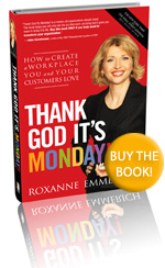Thank God Its Monday!® - Roxanne Emmerich®